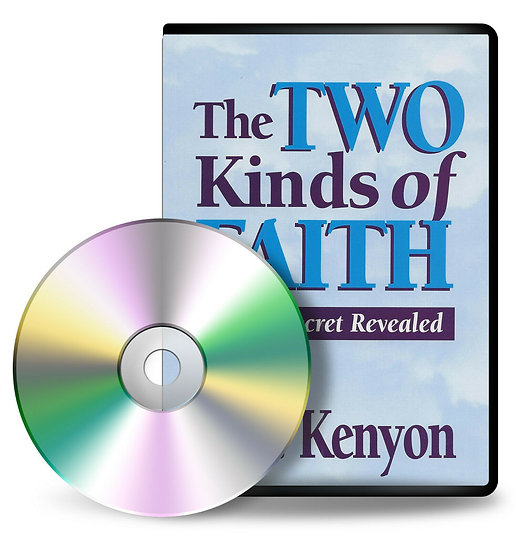 Audiobook: Two Kinds of Faith (3 CD)