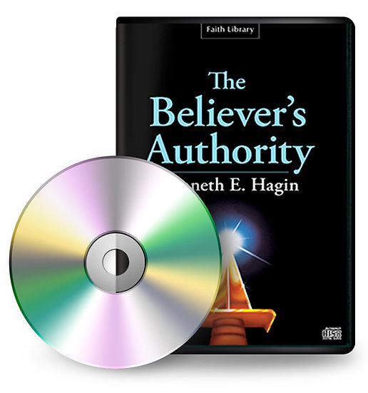 Audio CD: Believers Authority (4 CDs)
