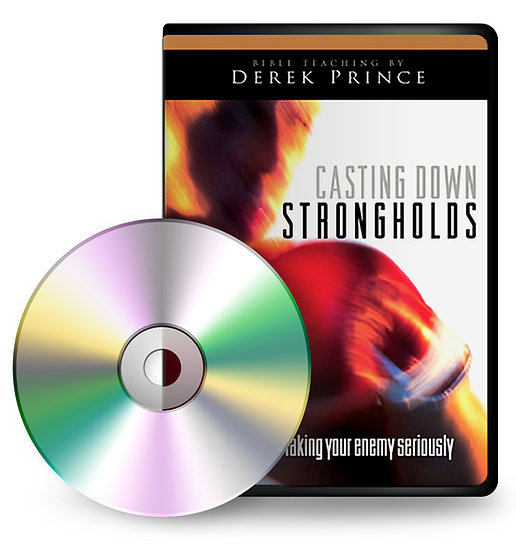 Casting Down Strongholds (1 CD)