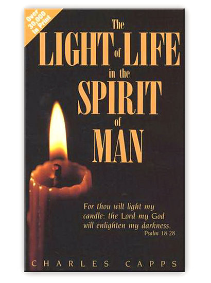 Light of Life in the Spirit of Man