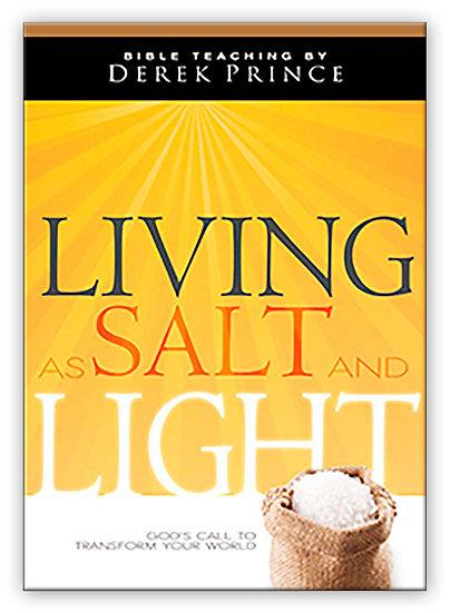 Living as Salt and Light (7 CDs)