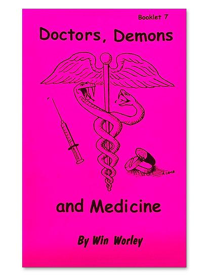 Doctors, Demons & Medicine  #7