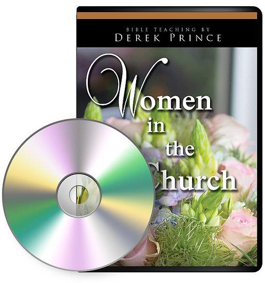 Women in the Church (1 CD)