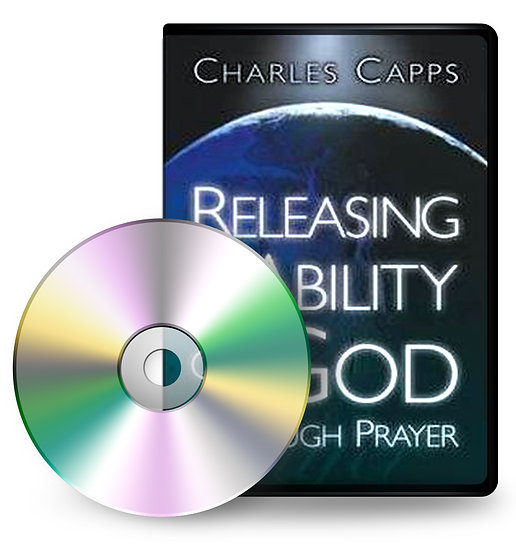 Audiobook: Releasing the Ability of God (2 CD)