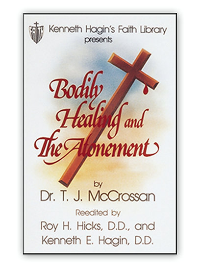 Bodily Healing & The Atonement