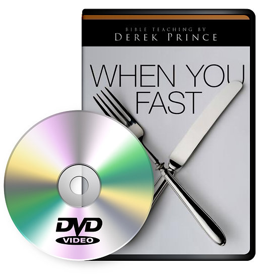 DVD: When You Fast (1 DVD)