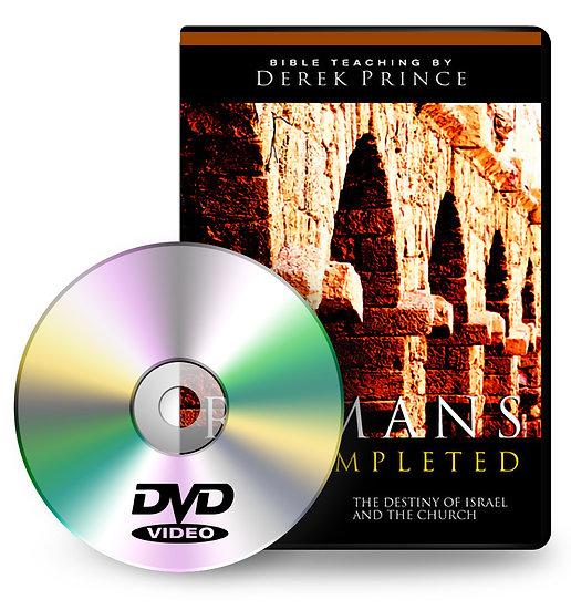 DVD: The Roman Pilgrimage-The Book of Romans (Vol. 1 - 4, 20 DVDs)