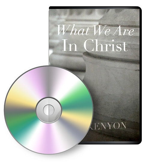 Audiobook: What We Are In Christ (2 CD)