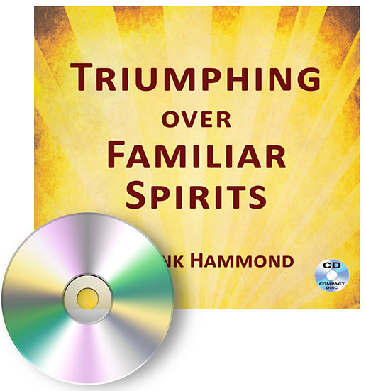 Triumphing Over Familiar Spirits (1 CD)