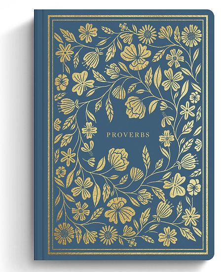 ESV Illuminated Scripture Journal: PROVERBS
