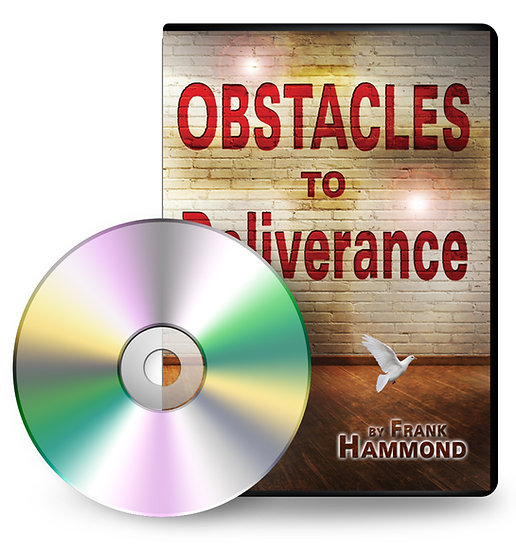 DVD: Obstacles To Deliverance