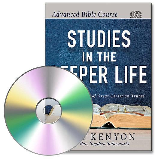 Audio Book: Studies in the Deeper Life (8 CD)