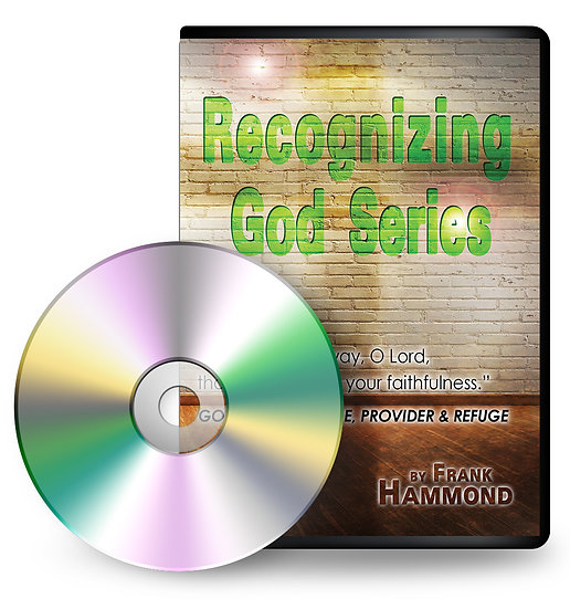 Recognizing God Series (3 CDs)
