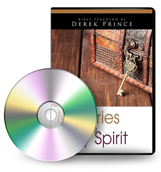 Ministries of the Holy Spirit (1 CD)