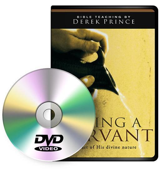 Being a Servant (1 DVD)