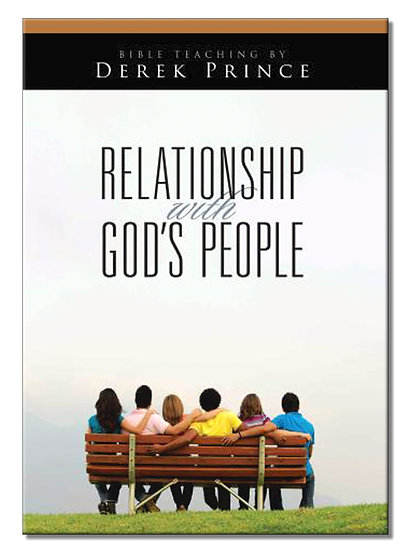 Relationship with God's People (1 CD)