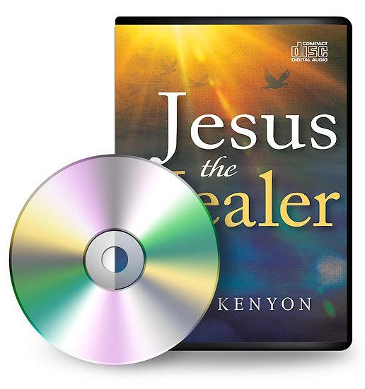Audiobook: Jesus the Healer (3 CDs)