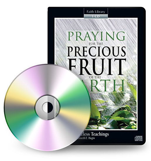 Audio CD: Praying for the Precious Fruit of the Earth (1 CD)