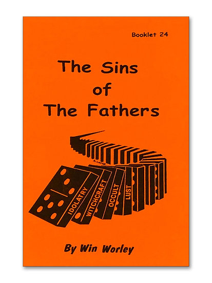 The Sins of the Fathers  #24