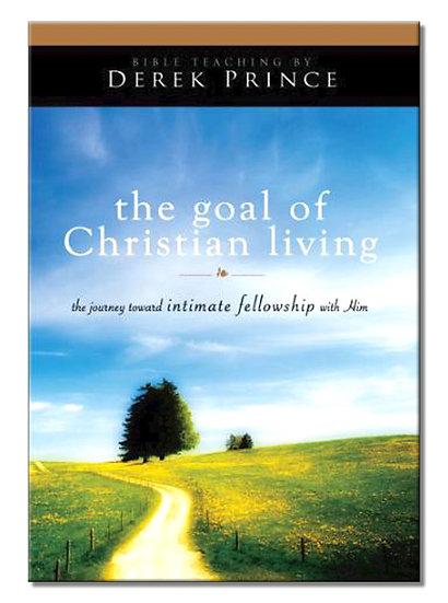 The Goal of Christian Living (2 CDs)