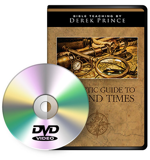 Prophetic Guide to the End Times (4 DVDs)