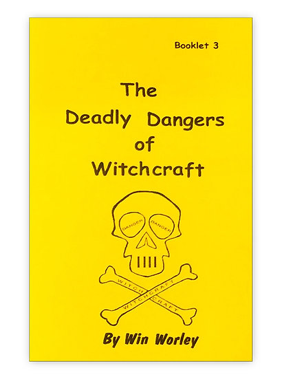 The Deadly Dangers of Witchcraft #3