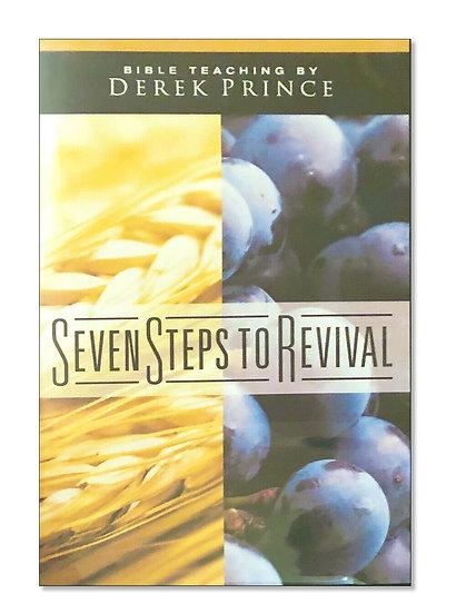 DVD: Seven Steps to Revival (Volumes 1 & 2)  (7 DVDs)