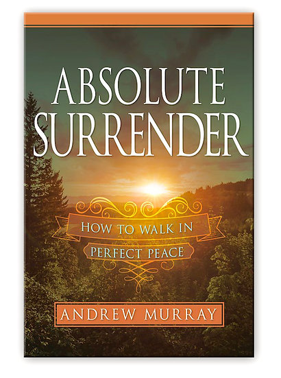 Absolute Surrender - Andrew Murray