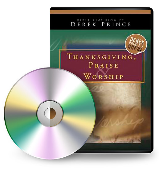 Thanksgiving, Praise and Worship (1 CD)