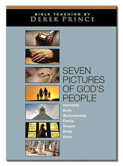 Seven Pictures of God's People (1 CD)