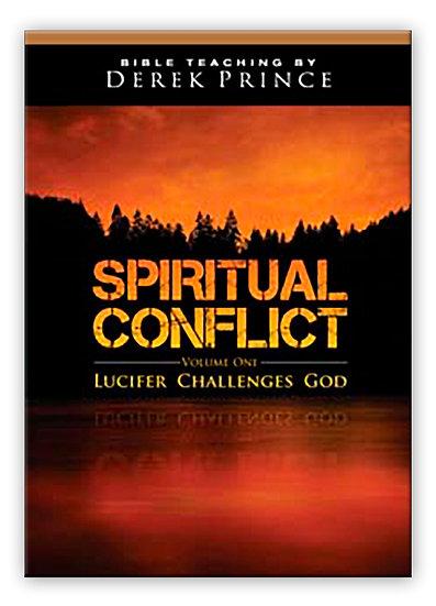 Spiritual Conflict - Volume 1: Lucifer Challenges God (6 CD)
