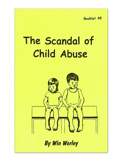The Scandal of Child Abuse #49