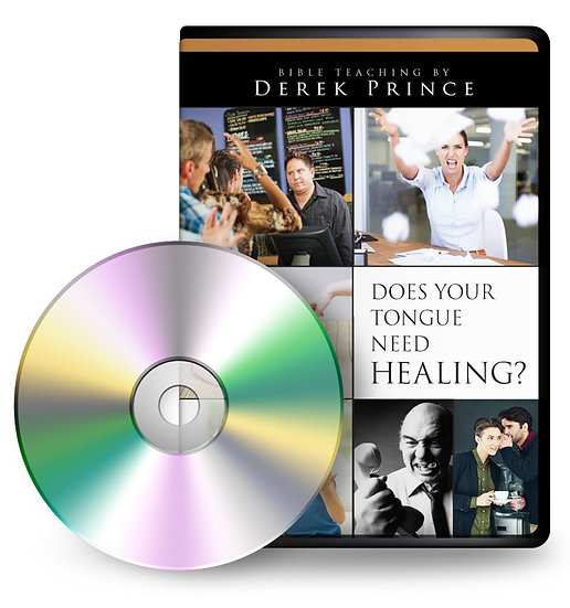 Does Your Tongue Need Healing? (2 CDs)