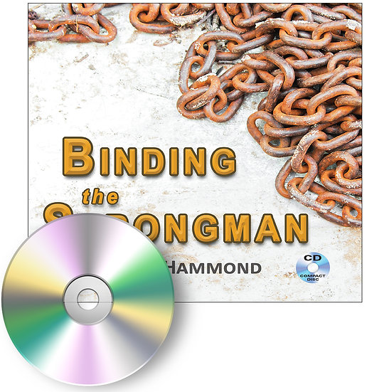 Binding the Strongman (1 CD)