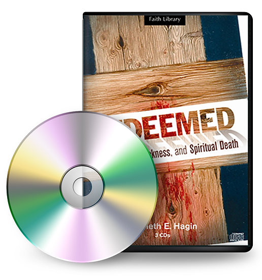 Redeemed from Poverty, Sickness, and Spiritual Death (3 CDs)