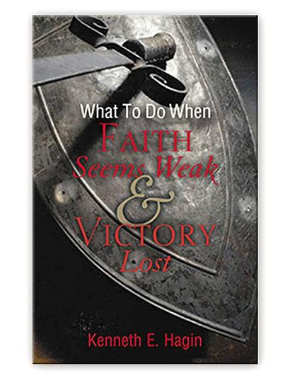 What To Do When Faith Seems Weak
