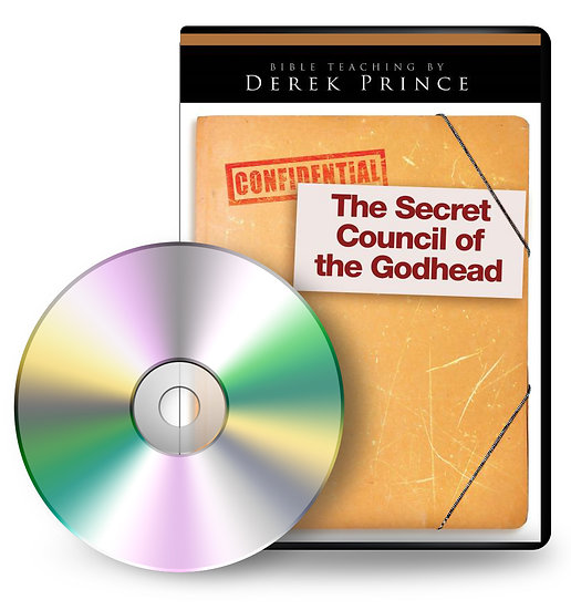 The Secret Council of the Godhead (1 CD)