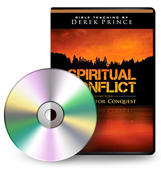 Spiritual Conflict - Volume 4: Strategy for Conquest (4 CDs)