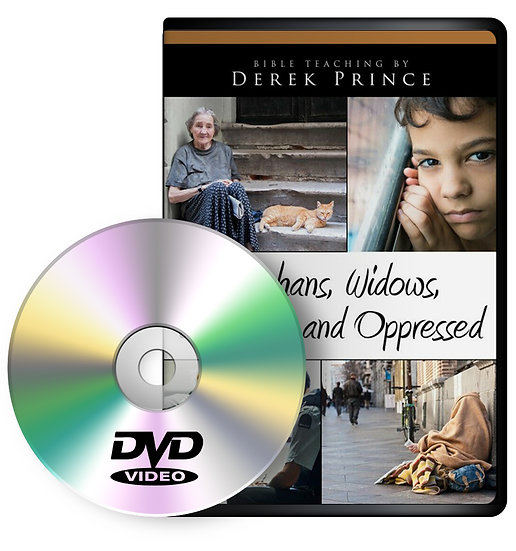 Orphans, Widows, the Poor and Oppressed (1 DVD)