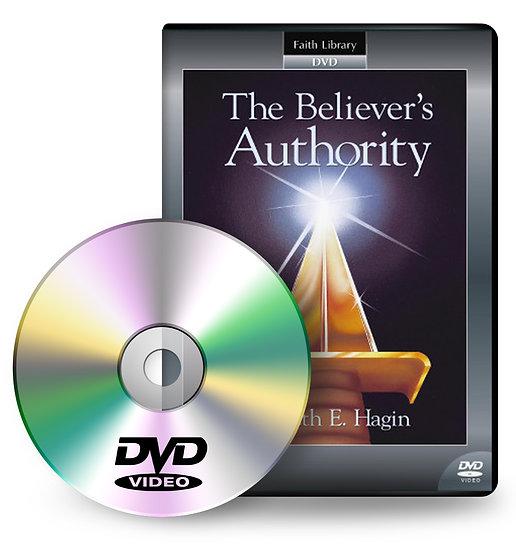 DVD: Believers Authority (3 DVDs)