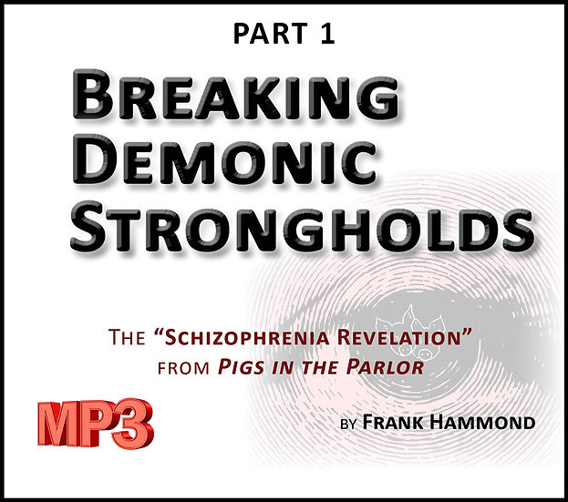 AUDIO: The Schizophrenia Revelation - VOLUME 1  (mp3)