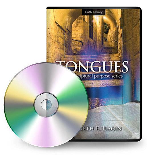 Audio CD: Tongues: Their Scriptural Purpose Series (3 CDs)