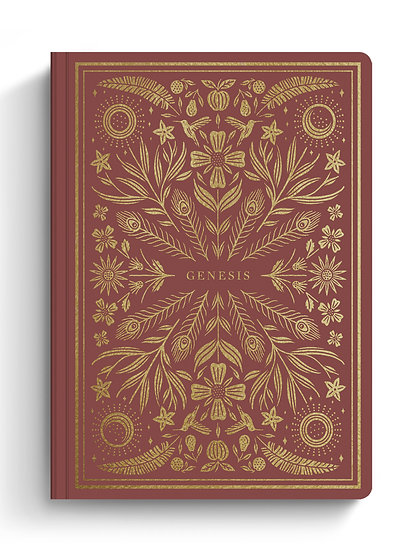 ESV Illuminated Scripture Journal: GENESIS