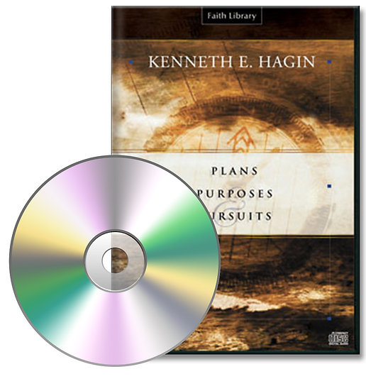 Audio CD: Plans Purposes & Pursuits (6 CDs)