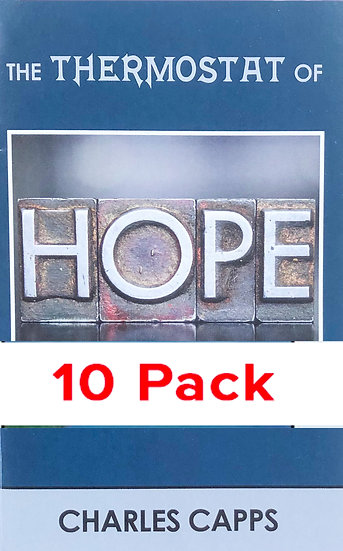 Thermostat Of Hope  (10 PACK)