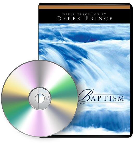Water Baptism (1 CD)