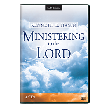 Audio CD: Ministering To The Lord (4 CDs)