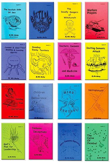 Win Worley Booklet Series
