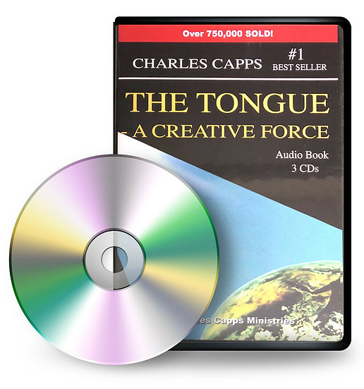 Audiobook: Tongue a Creative Force (3 CD)