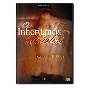 Audio CD: Our Inheritance: Priceless (3 CDs)